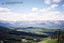 Eagle Hill Trail Alberta