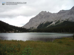 Elbow Lake Alberta